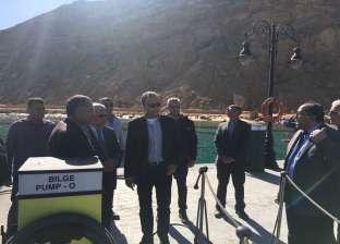 إغلاق ميناء شرم الشيخ البحري بجنوب سيناء لسوء الأحوال الجوية