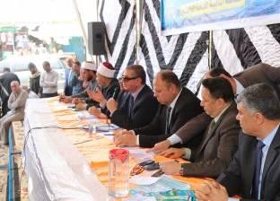 """""""رئيس مياه كفر الشيخ"""": المياه تمر بثلاث مراحل تنقية"""
