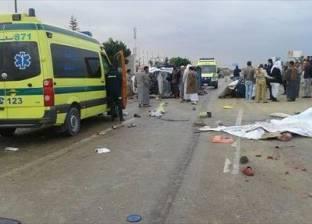 عاجل.. مصرع تلميذة صدمتها سيارة نقل أثناء عبورها الطريق بسوهاج
