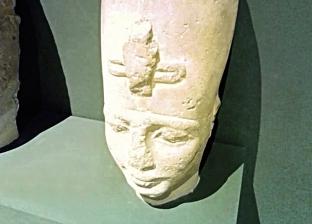 موجة سخرية من تعليق رأس تمثال بمسامير فى متحف سوهاج: «دى مش رجل كنبة»