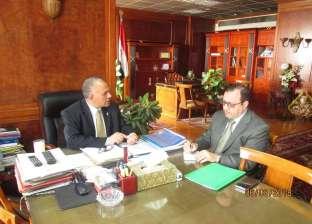 وزير الري: تخفيض المنصرف من مياه النيل خلف السد العالي