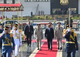 عاجل| السيسي يترأس اجتماع المجلس الأعلى للقوات المسلحة بكامل أعضائه