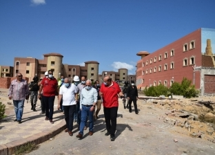 """الغضبان: تطوير قرية المرجان.. و""""بورسعيد"""" على الخريطة السياحية قريباً"""