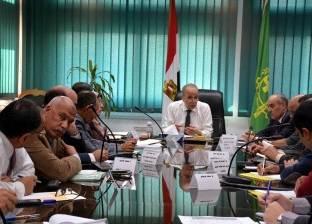 محافظ القليوبية: حملة انقاذ نهر النيل مستمرة حتى نهاية ديسمبر المقبل
