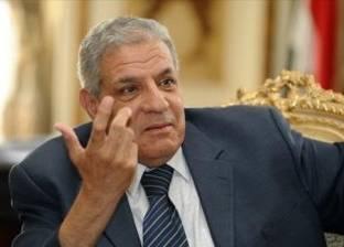 """إبراهيم محلب لـ""""المواطنين"""": """"متتخضوش.. هنعدي ونعبر"""""""