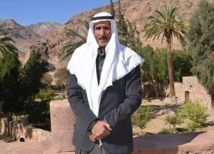 """شيخ قبيلة القرارشة: علاقة القبائل البدوية في """"السبع بنات"""" قوية"""