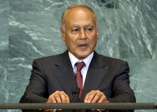 """أبوالغيط يؤكد أهمية العمل على تدعيم العلاقات """"العربية-الصينية"""""""