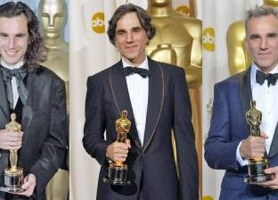 بعد حصوله على 3 جوائز أوسكار..دانيال دي لويس ينافس على الجائزة الرابعة