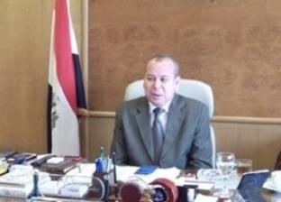 محافظ كفر الشيخ: الانتهاء من توزيع 21 ألف تابلت على الإدارات التعليمية