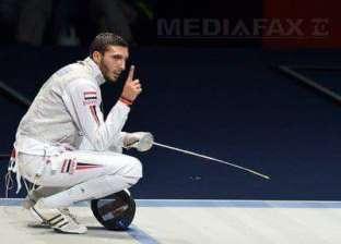 """أبو القاسم: هدفي اقتناص ذهبية """"الشيش"""" فى أولمبياد البرازيل لرفع علم مصر"""