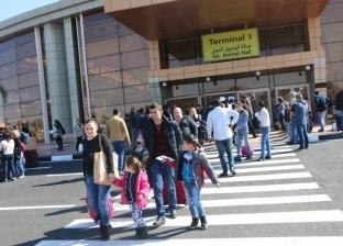 وزير الطيران يتفقد استعدادات مطار شرم الشيخ لاستقبال ضيوف مصر