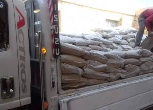 """""""زراعة جنوب سيناء"""": وصول سماد الفوسفات الأحادي بـ""""إدارة رأس سدر"""""""
