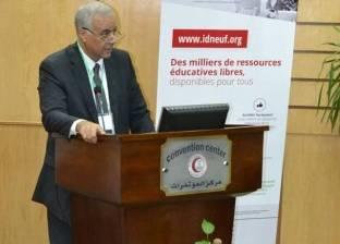 رئيس جامعة الإسكندرية: تطوير المكتبة المركزية لتتضمن متحفا