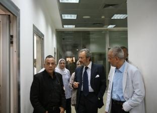 الشربيني مشرفا عاما على مشروع المتحف القومي للحضارة المصرية