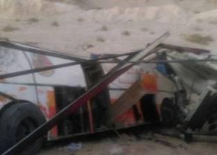 رئيس مدينة أبوزنيمة: السرعة الزائدة سبب حادث أتوبيس شرق الدلتا