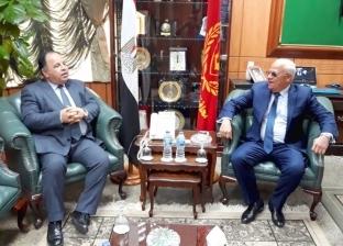 وزير المالية يصل بورسعيد لمتابعة منظومة التأمين الصحي الشامل