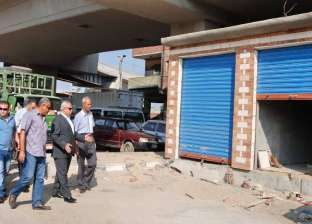 محافظ الشرقية يتفقد أعمال تطوير وتجميل مدينة الزقازيق