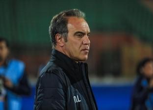 «لاسارتي» يعنف لاعبي الأهلي بسبب إهدار الفرص