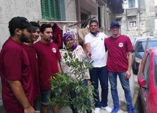 """بـ10 جنيهات شهريا.. مبادرة لجمع القمامة من المنازل بـ""""وسط الإسكندرية"""""""