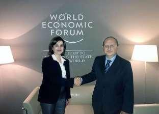 نصار يبحث مع ممثلي كبريات الشركات العالمية زيادة استثماراتها بمصر