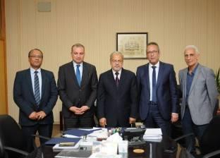 اتفاقية تعاون بين صندوق تطوير المناطق العشوائية وجامعة فاروس