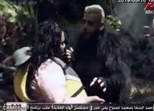"""شيماء سيف لمتابعي """"رامز في الشلال"""": محدش ليه دعوة بالإفيهات أنا مسامحة"""