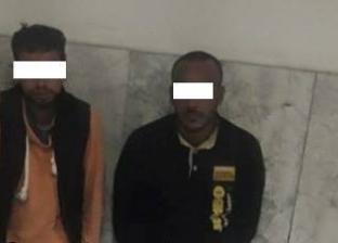 ضبط شخصين بحوزتهما 2000 قرص مخدر بقصد الإتجار في الإسكندرية