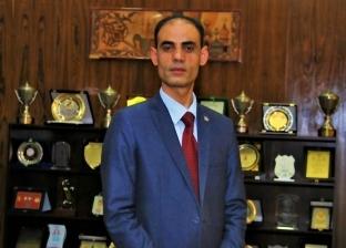 """تجديد الثقة في """"العشري"""" مديرا للمركز الإعلامي بجامعة طنطا"""