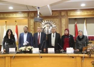 """""""التميز التربوي بعين شمس"""" يوقع بروتوكولات تعاون مع منظمات أهلية"""