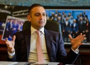 الرئيس التنفيذى لـ«المصرية للاتصالات»: بدون «المحمول» كان مصير الشركة إلى زوال.. وهدفنا أن نكون المشغل الرئيسى للخدمة وليس احتكارها