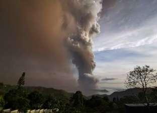 فيديو.. لقطات مصورة لثوران بركان