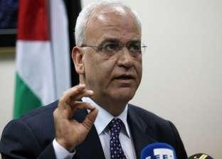 عريقات: الرئيس عباس أعطى تعليمات بالتوجه لمجلس الأمن