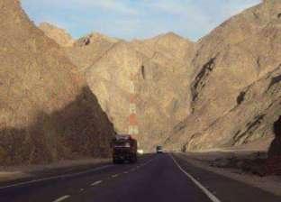 """إعادة فتح طريق """"غارب - الشيخ فضل"""" أمام حركة السيارات"""
