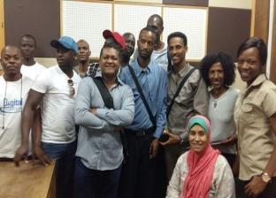 """اختتام دورة الإذاعيين الأفارقة الناطقين بالفرنسية في """"الأعلى للإعلام"""""""