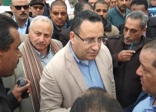 قمامة ومنازل آيلة للسقوط.. أبرز شكاوى نجع العرب بجولة محافظ الإسكندرية