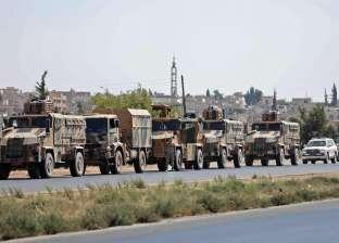 الفصائل المسلحة تسحب أسلحتها الثقيلة من المنطقة العازلة في إدلب