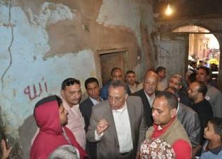 غلق طريق الرماية اتجاه إسكندرية الصحراوي 45 يوما لافتتاح المتحف الكبير