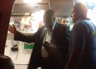 """إصابة 12 شخصا في انقلاب ميكروباص على طريق """"ههيا – الزقازيق"""""""