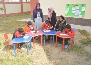 تنظيم أنشطة ثقافية وفنية بالمدرسة اليابانية المصرية في المنيا