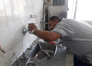 """""""الإسكان"""": قطع المياه بمدينة بدر من 6 صباح غدا الجمعة ولمدة 8 ساعات"""