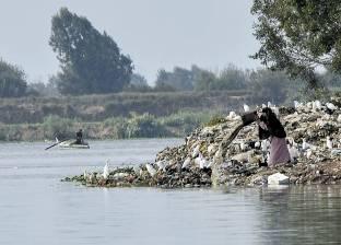"""""""شرطة المرافق"""" تحرر 136 محضر تلوث بيئة"""