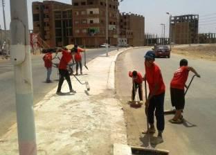 انطلاق حملة لنظافة دور العبادة والشوارع بأسوان