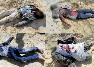 القوات المسلحة: مقتل 59 تكفيريا واكتشاف وتدمير 242 عبوة ناسفة