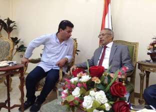 حفر 7 آبار جوفية جديدة لأهالي الشيخ زويد للتغلب على انقطاع المياه