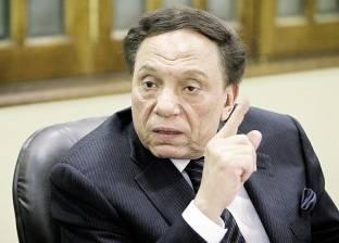 عادل إمام وصفا مبارك ودرة يحتلفون باليوم العالمي للاجئين بالزمالك