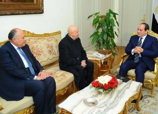 استعادة الدور الدولى: مساندة ليبيا فى حربها ضد الإرهاب.. وتعزيز العلاقات مع الدول العربية وأوروبا