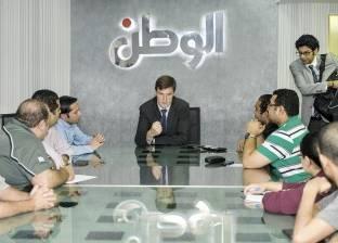 السفير البريطانى فى ندوة «الوطن»:التدخل العسكرى فى ليبيا يعقّد المشكلة