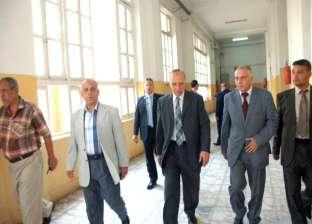 محافظ القاهرة يدعو لرفع كفاءة المناطق المحيطة بجامع ابن طولون