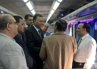 «عرفات»: الوزارة تعمل على ربط الدول العربية «براً وبحراً وجواً»