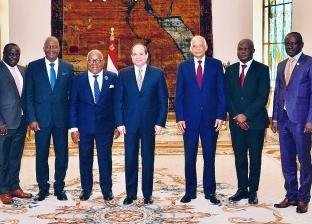 بعد إشادة السيسي بالعلاقات.. أبرز أشكال التعاون المصري الغاني